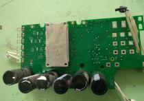 ABB Inverter drive board ZMAC-551