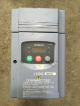 HITACHI Frequency converter L100 3.7KW 220V L100-037LFR