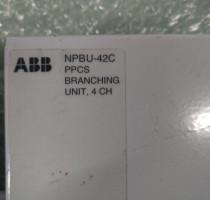 ABB Frequency converter optical fiber distributor NPBU-42C