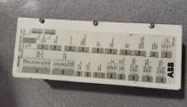 ABB Frequency converter NDCU-33C