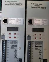 Lenze 8400 Frequency converter E84AVBDE1522SX0