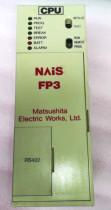 Panasonic PLC CPU FP3(AFP3211C Ver.4.6)