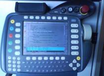 KUKA C2 Teaching apparatus KCP2 00-130-547 00-164-334