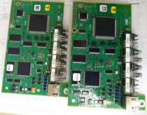 SDCS-COM-82 ABB DCS800 DC governor optical fiber communication board