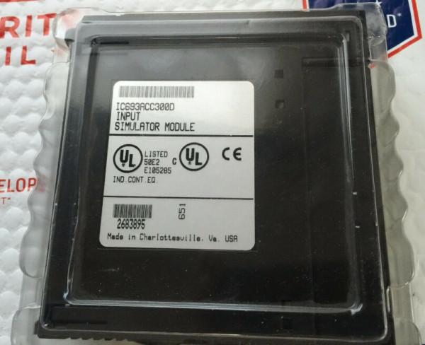 GE IC693ACC300 Input module