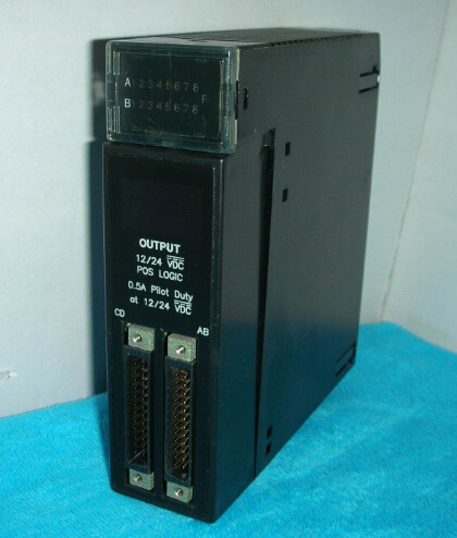 GE IC693MDL753 Digital output module