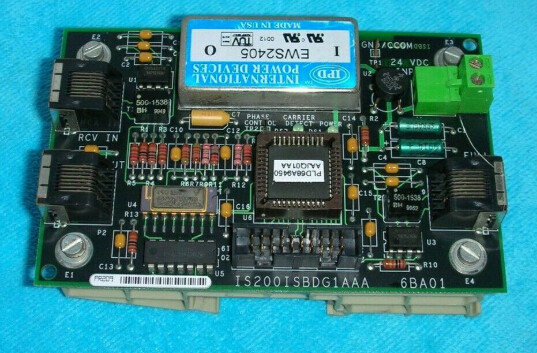 GE IS230SNRLH2A IS200SRLYH2AAA Mark VI Circuit board