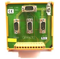ABB CMA136 3DDE300416 Terminal Board Module