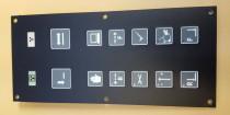 ABB keypad 100472-012