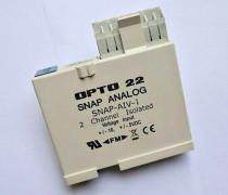 OPTO22 SNAP-AIV Analog Input Module