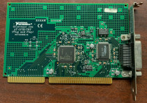 NI AT-GPIB-TN Card Module