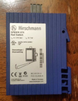 HIRSCHMANN SPIDER 5TX Ethernet Switches