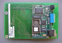 ABB 3BHE008128R0001 Excitation capcom adapter card