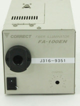CORRECT FA-100EN FIBER ILLUMINATOR