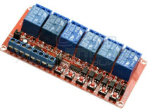 FORNEY AFS-6VDC-C D464889 CIRCUIT BOARD