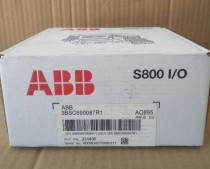 ABB AO895 3BSC690087R1 Analog Output IS HART 8 ch