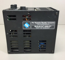 THE SUPERIOR ELECTRIC SLO-SYN 430-PTX Motor Drive