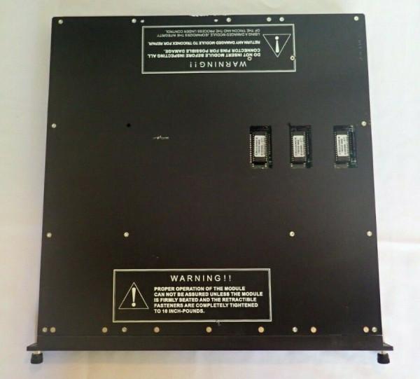 TRICONEX 9662-610 3000520-390 Termination Board
