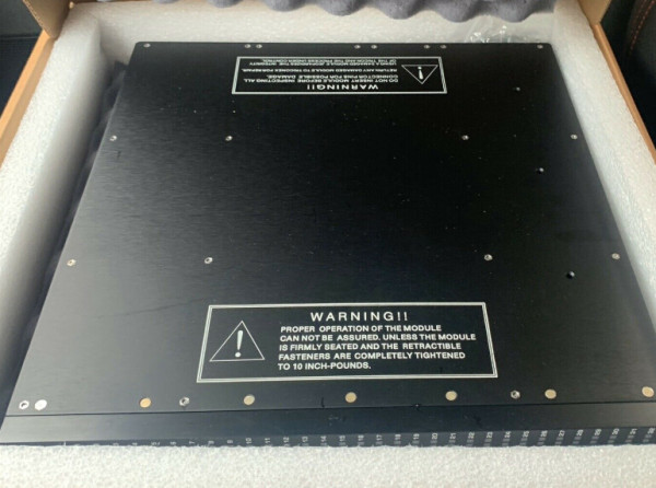 TRICONEX 9853-610 ANALOG INPUT MODULE
