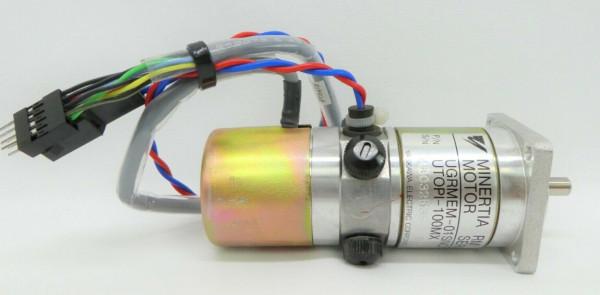 YASKAWA UGRMEM-01SNQ72 Minertia Motor