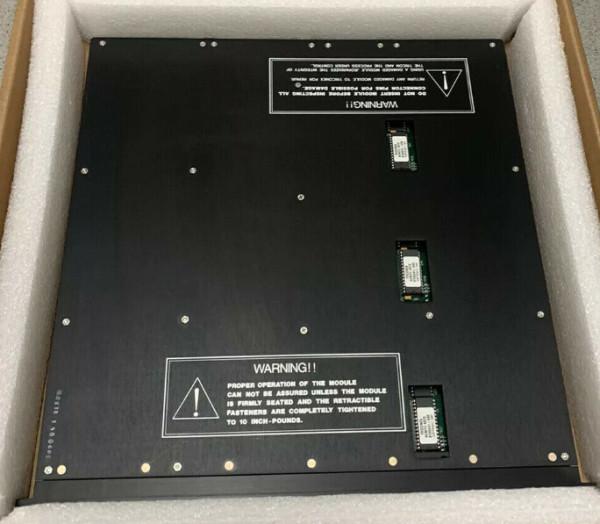 TRICONEX 3706A Thermocouple Analog Input Module