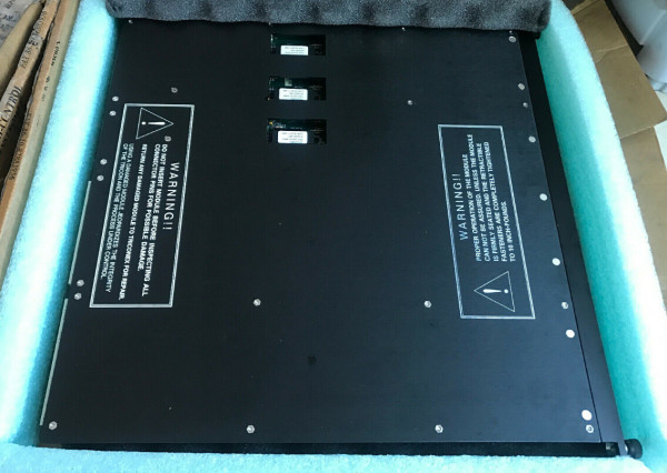 TRICONEX 3664 Digital Output Module 24 VDC