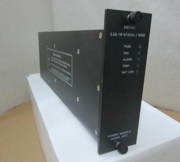 TRICONEX 8312 POWER SUPPLY MODULE