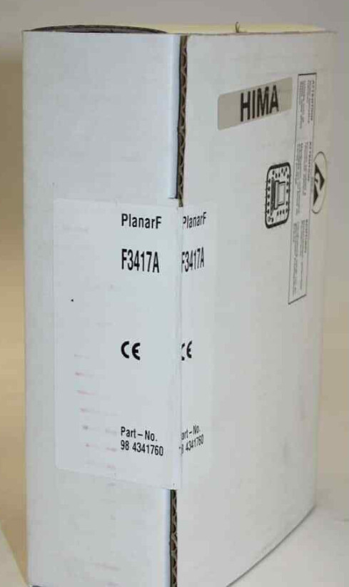 HIMA F3417A PLC Board