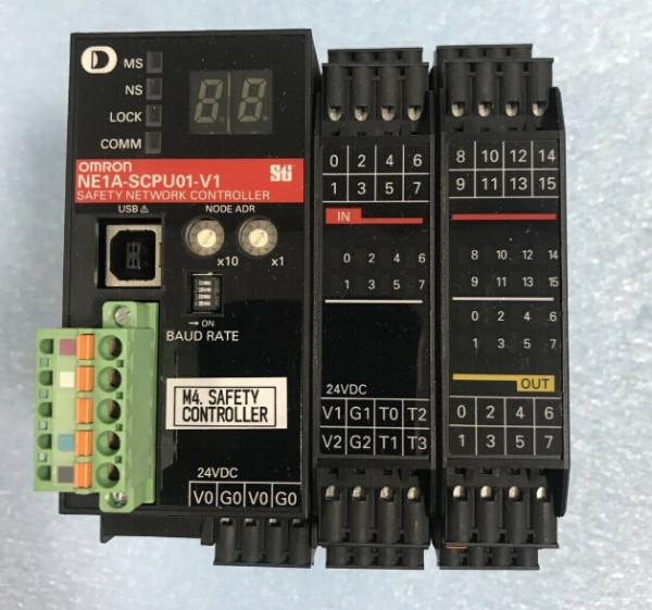 OMRON NE2A-SCPU01 Controller