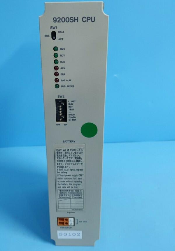 YASKAWA CP-9200SH/CPU Machine Controller CPU Module
