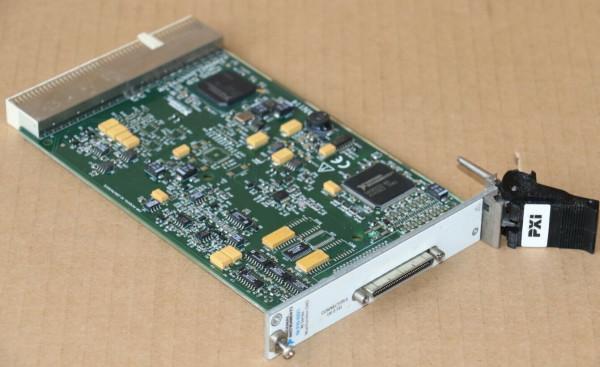 NI PXI-6221 DIGITAL I/O MODULE