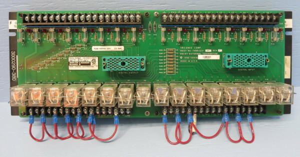 TRICONEX 9563-810 Digital Input Terminal Board