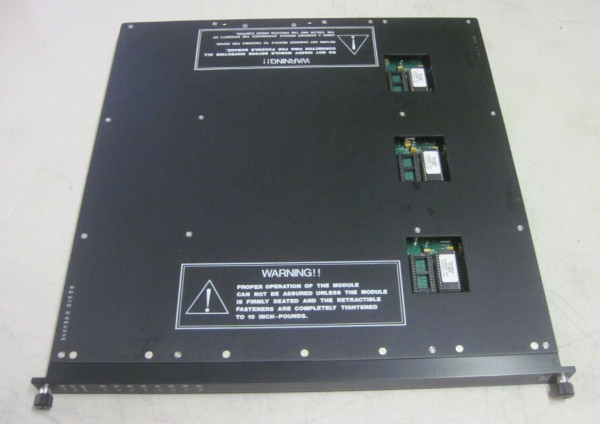 TRICONEX 3510 Input Module