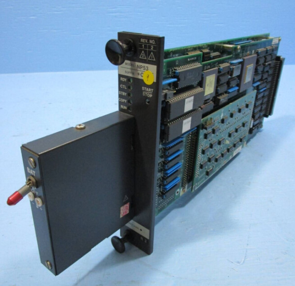 YOKOGAWA NP53*A Processor Card