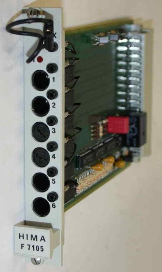 HIMA F7105A PC BOARD MODULE