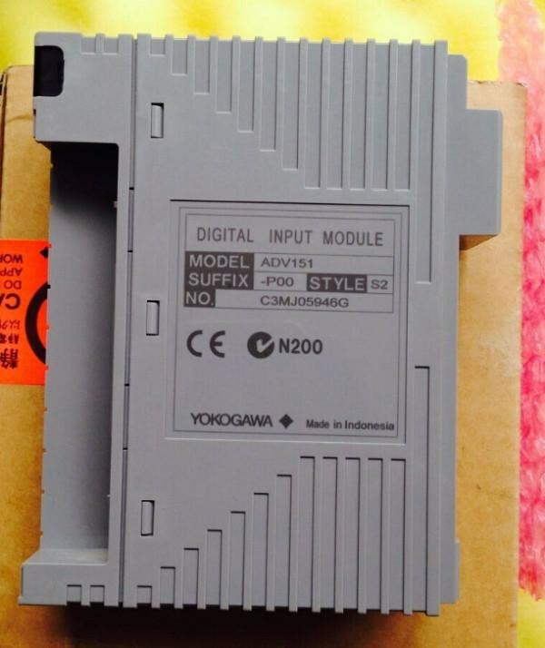 YOKOGAWA ADV551-P03 S2 Digital I/O Module