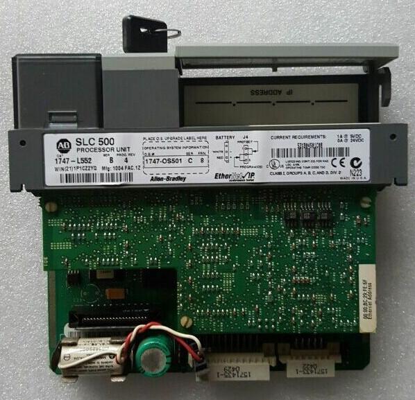AB Allen Bradley 1747-L552/B Programmable Module