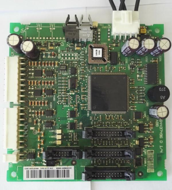 ABB AITF-01C 64437496 D 1/4 inverter board