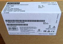 SIEMENS 6GK7543-1AX00-0XE0 Communications Module