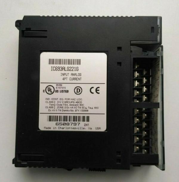 GE IC693ALG221F Analog Input Module