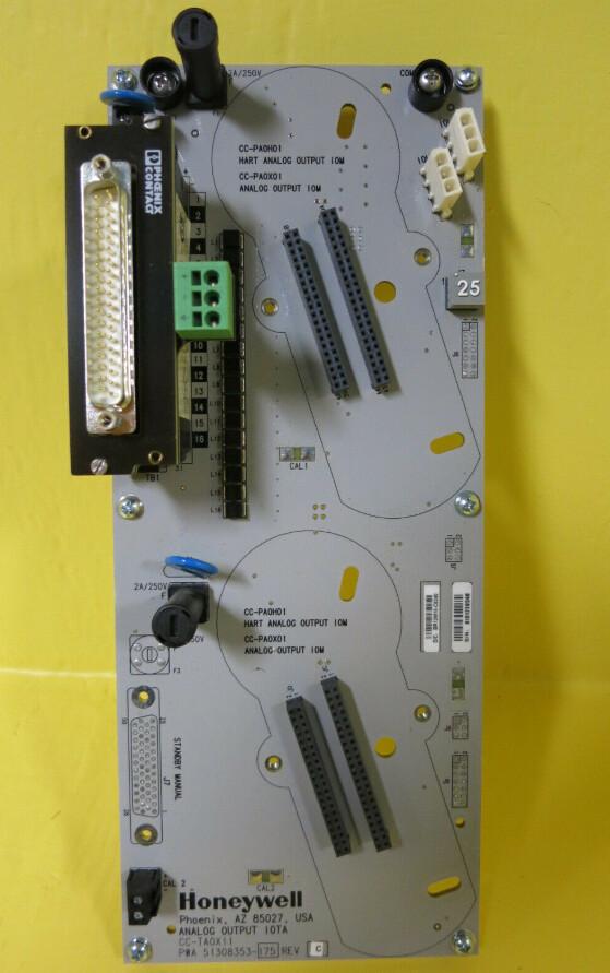 HONEYWELL CC-TAID11 51306731-175 Analog Input Module