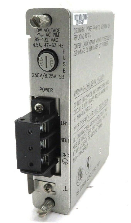 BENTLY NEVADA 125840-02 AC Power Supply Module