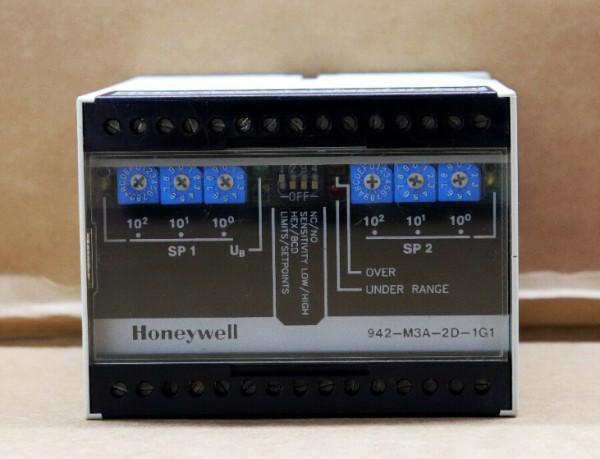 HONEYWELL 942-M0A-2D-1G1-220S Analog Output Module