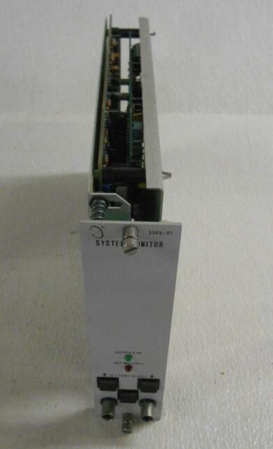 BENTLY NEVADA 3300/01 System Monitor