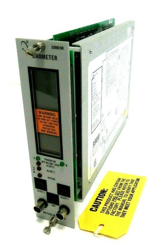 BENTLY NEVADA Tachometer 3300/50