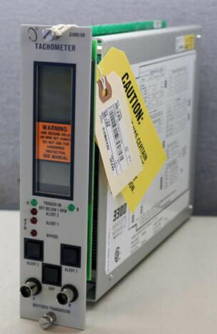 BENTLY NEVADA Tachometer 3300/50 3300/50-01-01-00-00