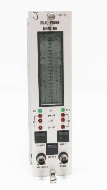 BENTLY NEVADA 1900/65 Monitor Module