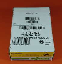 WAGO 750-628 Bus Extension Coupler Module