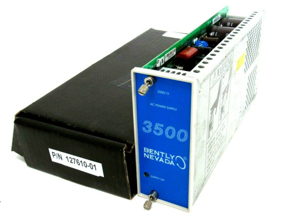BENTLY NEVADA 3500/15 106M1079-01 Power Supply