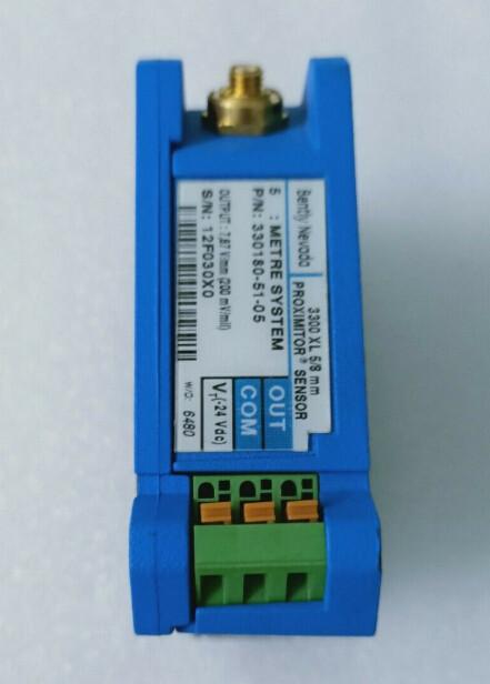 BENTLY NEVADA 330180-51-CN 3300 XL Proximitor Sensor